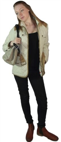 beige chiaro Giacca donna da Zoe trapuntata Celtic Motif cWRwA0YRq