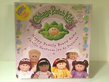 2005 Rose Art Cabbage Patch Kids Happy Family Board Game For 2-4 Players NEW