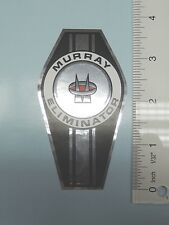 Murray Eliminator bicycle Head badge decal