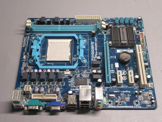 Gigabyte GA-M68M-S2P motherboard AM2//AM2+//AM3 DDR2 NVIDIA 7025 100/% working