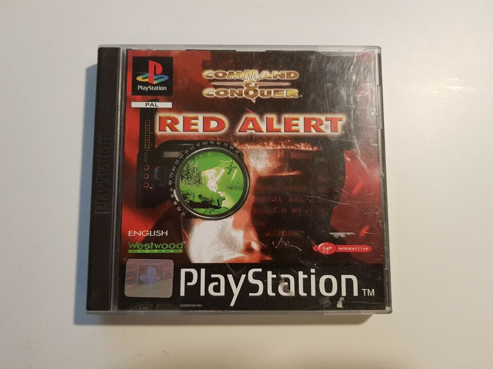 Command and Conquer, PS