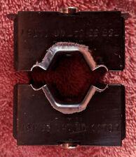 Thomas Amp Betts T Amp B 11767 20 Al Die Set For 13642 12 Ton Crimper Head