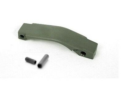Airsoft Trigger Guard MOE OD Green Type M Series AEG With Instructions UK Seller
