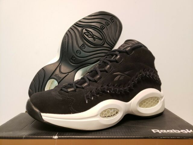Mens Reebok Question Mid Hall of Fame