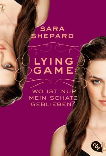 1 von 1 - LYING GAME - Wo ist nur mein Schatz geblieben? von Sara Shepard;UNGELESEN