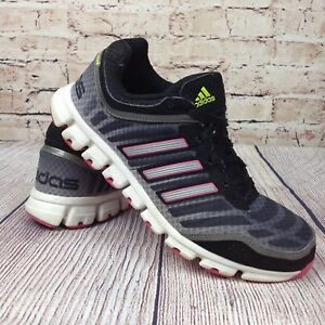 27d8622a8904 ADIDAS Climacool Aerate 2.0 Women s Sneakers Size 8.5 Black Pink ...