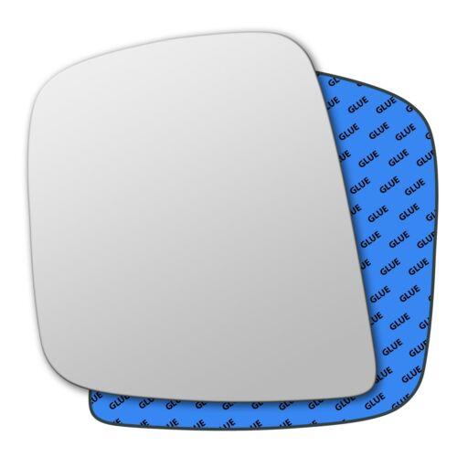 Links Fahrerseite Spiegelglas Außenspiegel für Nissan NV200 2011-2019