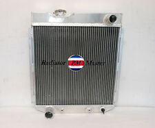 ALUMINUM RADIATOR FOR 1964-1966 Ford Mustang / 60-65 Ford Falcon/ Comet 2Row L6