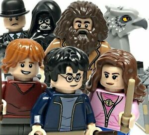 LEGO-Harry-Potter-Choose-Your-Own-Minifigure-75947-75964-75945-75955-Hagrid