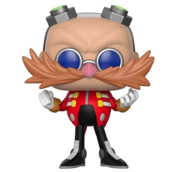 Funko Pop Games 286 Sonic the Hedgehog Dr Eggman Pop Vinyl Figure FU20149