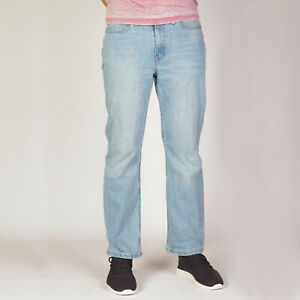 Levi-s-514-Straight-leg-Blue-Stone-Herren-stretch-blau-jeans-34-36-W34-L36
