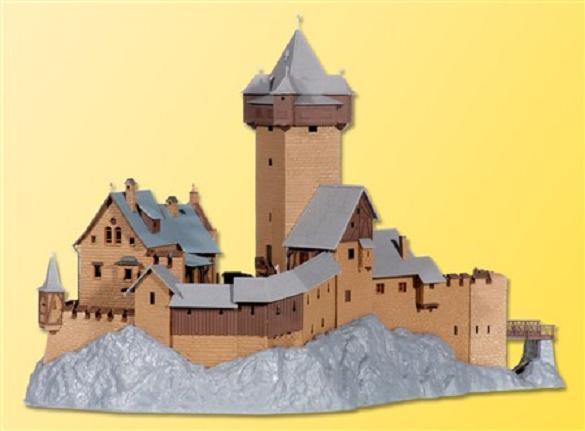 Kibri H0 39010 - Burg Burg Burg Falkenstein in Kärnten   Bausatz Neuware  | Exquisite (in) Verarbeitung  0385ef