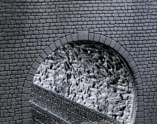 FALLER 272636 N Dekorplatte Tunnelröhre 18x12,5cm Grundpreis 1qm=268,18 Euro