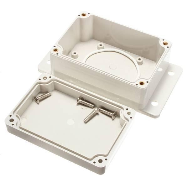 Etanche Housse Boîtier Electronique Jonction  Boîte de Projet PCB 100x68x50mm