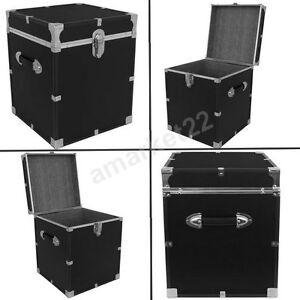 ... 20 034 Mercury Luggage Seward Trunk Cube Footlocker