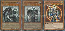Yugioh Sky Scourge Budget Deck - Norleras - Invicil - Luster Soldier - 40 Cards