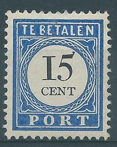 1894TG-Nederland-Portzegel-P24-postfris-mooie-zegel-zie-foto-039-s
