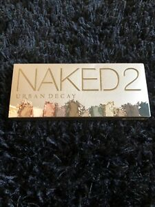 Urban-Decay-NAKED-2-Eyeshadow-Palette-New-In-Box-Authentic