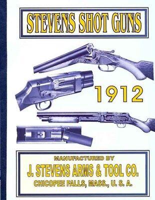 Stevens 1898 Arms and Tools Gun Catalog