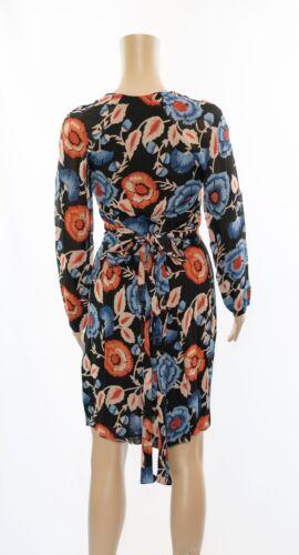 ex John Lewis Somerset Alice Temperley Floral Print Pocket Tea Dress RRP£130