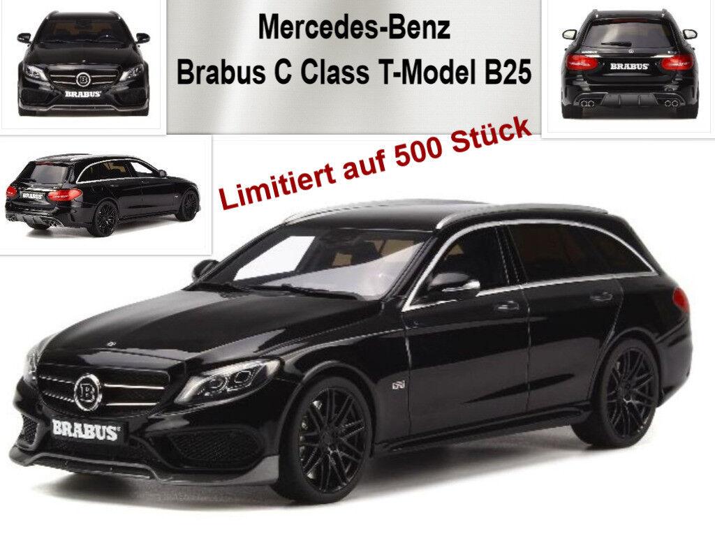 Brabus C Class T-Model b25 limitée 500 pièces GT SPIRIT 1 18