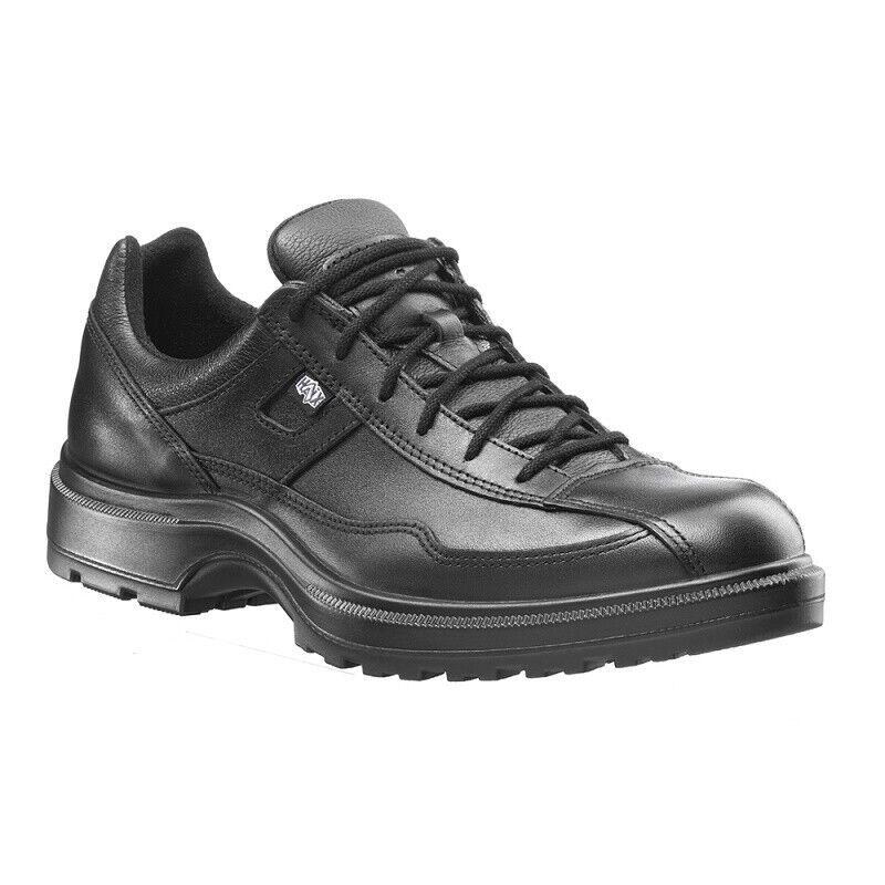 ECCO Schuhe Modell RIGGER GTX Schnürschuhe Halbschuhe schwarz Leder GORE TEX NEU