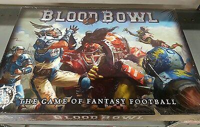 Blood Bowl  Starter set Game  New 2016