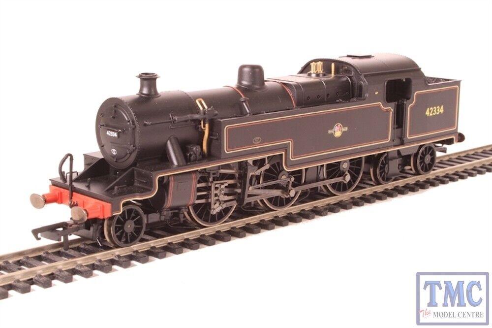 R3404 Hornby OO Gauge BR 2-6-4T '42334' Fowler 4P