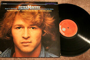 PETER MAFFAY &quot;Peter Maffay&quot; (same) Org. 1979, Schlager/Rock-Compilation, vg+/ex - <span itemprop='availableAtOrFrom'>Michendorf, Deutschland</span> - PETER MAFFAY &quot;Peter Maffay&quot; (same) Org. 1979, Schlager/Rock-Compilation, vg+/ex - Michendorf, Deutschland