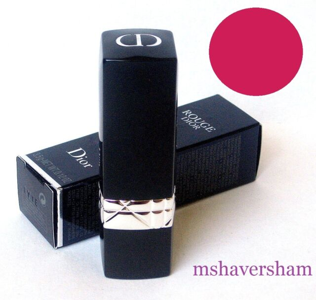 NIB Christian Dior Rouge Dior Couture Colour Lipstick 766 ROSE HARPERS