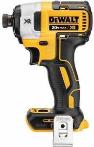 "DeWalt  DCF887B 20V MAX XR BRUSHLESS 1/4"" 3 SPEED IMPACT Driver"
