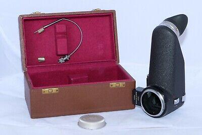 100% Kwaliteit Zeiss Contax Rf Panflex Mirror Reflex Housing For Contax Rangefinder Cameras