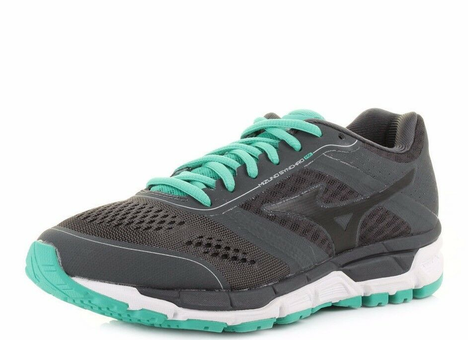 Mizuno Sincro Sincro Sincro MX para mujer UK 5.5 EU 38.5 Zapatos De Entrenamiento Negro Sombra Oscura  precios bajos todos los dias