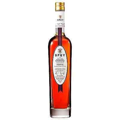 Spey Tenne Single Malt Whiskey 700mL bottle Scotch Whisky Speyside