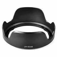 LH-DC60 Petal Lens Hood for Canon PowerShot SX30 SX20 SX10 SX1 IS UK Seller