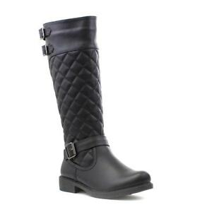high new jazame boots toddler ositos products quilt bdw knee quilted tall riding girls inc