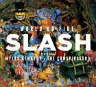World On Fire von Slash (2014)