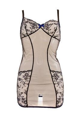 Clothing, Shoes & Accessories Women's Clothing L'agent By Agent Provocateur Women's Authentic Mini Slip Black Rrp £80 Bcf84
