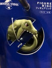 Jurassic park world kawaii metal keychain 4 set USJ 2020 limited japan