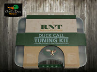 Rnt Rich-n-tone Duck Call Tuning Kit Rnt428 Reeds Guts Corks Tools O-rings