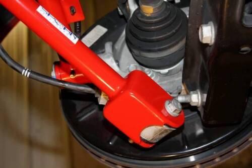 Tubular Rear Trailing Arms with Poly Bushings2010-2015 Camaro /& 2008-2009 G8