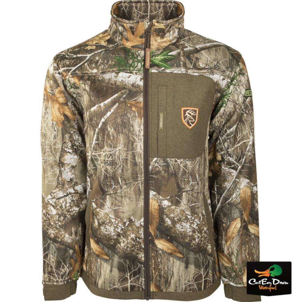 DRAKE no típicas ENDURANCE Full Zip Zip Zip chaqueta de abrigo con Agion Active Camo XL 02b958
