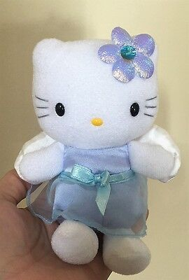 Vintage Sanrio Hello Kitty Angel Plush 6 Long Ebay