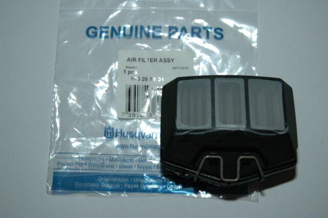 Luftfilter passend Husqvarna 371xp  motorsäge  neu