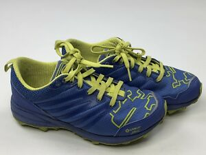 Trail Blue Icebug Us Bugrip Anima Women's 3 Shoe Running Studded K13lFcJT