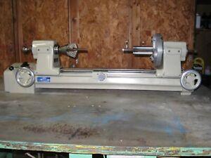 Litton-Engineering-F-U-Glass-Lathe-Scientific-Glassblowing-Tool-Lampworking-Boro