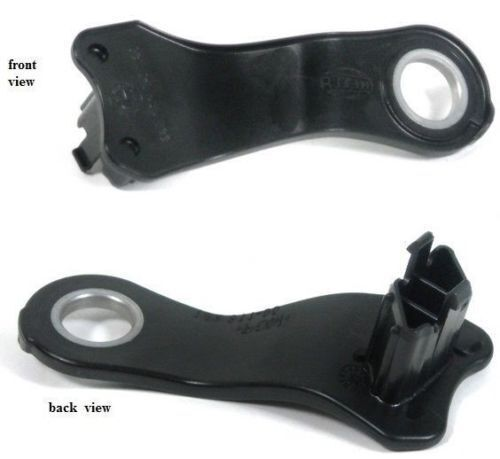BMW 5 E60 E61 HEADLIGHT LOWER RIGHT REPAIR KIT BRACKET GENUINE 63126949634 ;;;