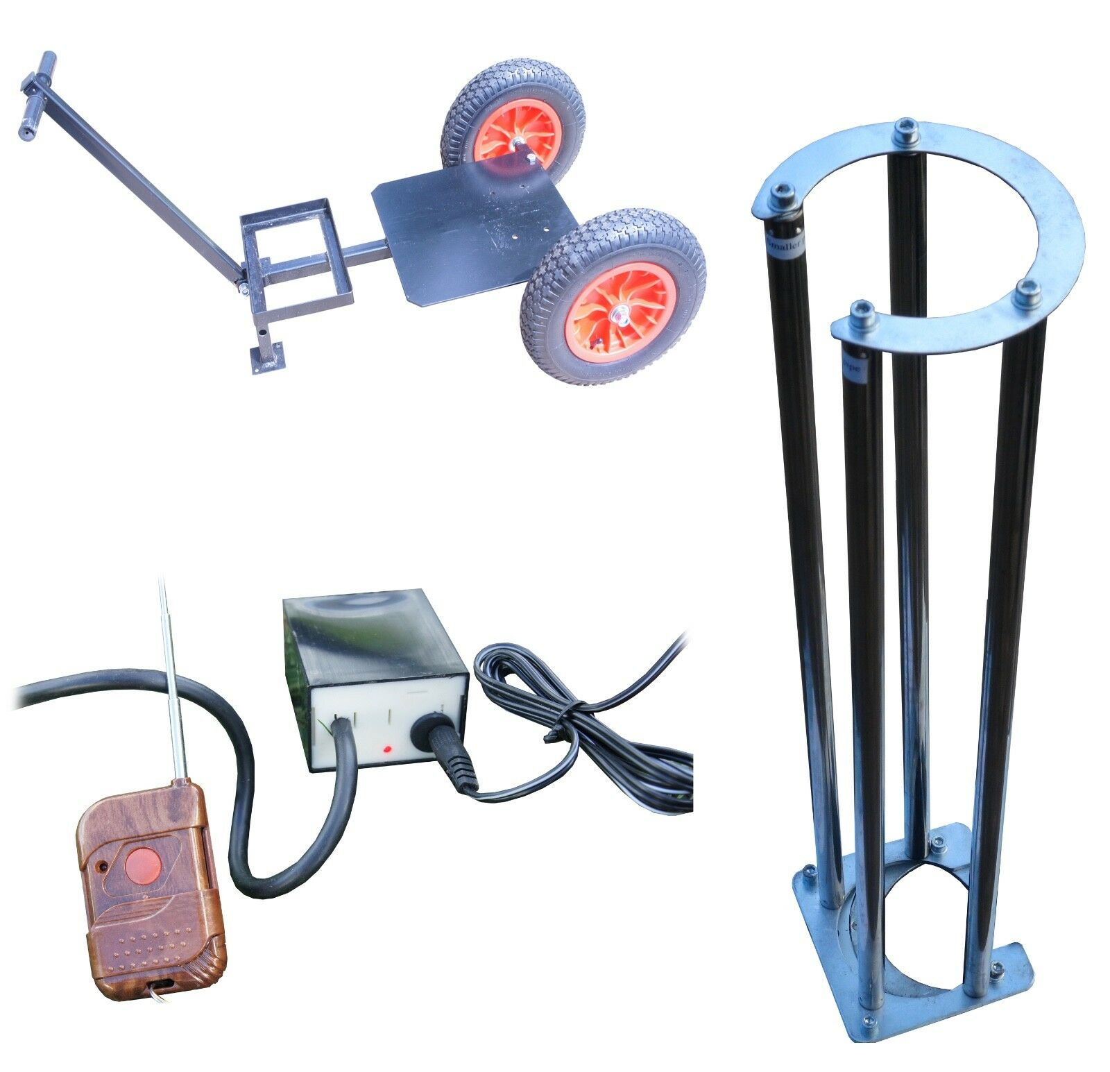 GDK CLAY PIGEON OF, TRAP ACCESSORIES, CHOICE OF, PIGEON WOBBLER KIT, TROLLEY, CLAY TARGETS 1a27de