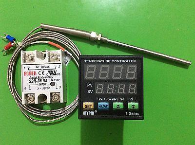 TA9-SNR 1 alarm Digital F//C 96WX96H Temperature Controller SSR Control output