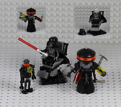 Medical Assistant Droid FX-6 7251 Minifig Vader Transformation LEGO Star Wars